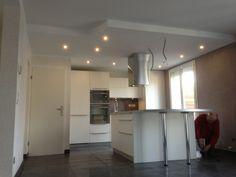 1000 images about cuisines am nagement on pinterest cuisine plan de travail and petite cuisine - Credence cement tegels ...
