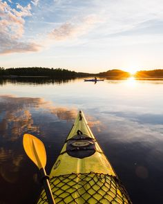 Kayaking and exploring a waterway called Oravareitti in Eastern Finland. This experience was one for the books. I'm blown away by the…