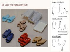 MINI DESIGN: Tutorial for slippers, adjust size and since Ken is always flat footed he can always use slippers