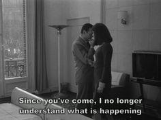 """ Alphaville "" (1965) directed by Jean-Luc GODARD"