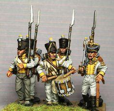 Saxon Musketeers