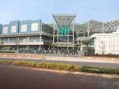 Grand Galaxy Park in Bekasi, Jawa Barat