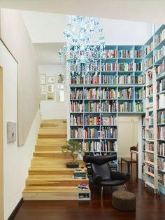 9 Beautiful Bookshelves - Retreat by Random House