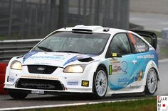 Ford Focus WRC Monza Rally Show 2011