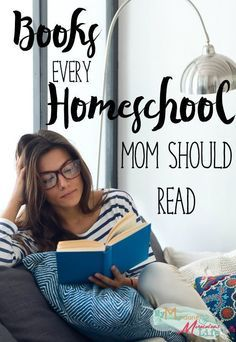 Need some inspiration to start your homeschool year? Whether you're a new homeschooler or a homeschooling veteran, you should check out Books Every Homeschool Mom Needs to Read More Than Once