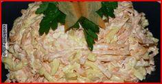 Салат с морковью, сыром и чесноком - Apetitno.TV