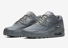 brand new ad29a 4ec0a Nike AIr Max 90 Triple Grey AJ1285-017 Release Info