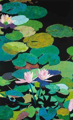 Blair's Magical Pond by Allan P Friedlander