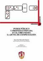 Poder público y propiedad privada en el urbanismo : la Junta de Compensación / Juan José Rastrollo Suárez ; prólogo de Martín Bassols Coma Edición1ª ed.