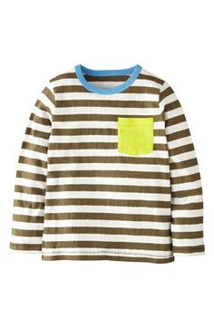 Mini Boden Color Pop T-Shirt (Toddler Boys, Little Boys & Big Boys) available at #Nordstrom