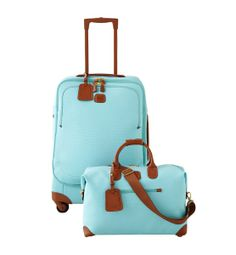 10 Style Staples for 30-Year-Old  Luggage Set  Time to ditch the duffel bag embroidered with your sorority's Greek letters. Instead, invest in a proper luggage set you won't be embarrassed to travel with, whether you're going on a work trip, flying cross-country to meet the boyfriend's parents or simply taking a well-deserved vacation.