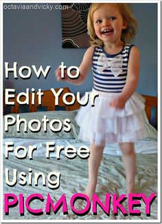 picMonkey tutorial - love the crop feature that includes avatar and FB timeline sizes