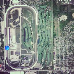 Indianapolis Motor Speedway. Not much of a race fan but the museum was so cool got to sit in a car and everything