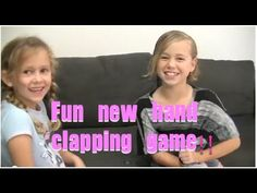 """Reese and Asha demonstrating a really fun hand clapping game """"Sally Was A Baby"""" Movement Activities, Music Activities, Music Games, Hand Clapping Games, Hand Games, Music Education, Physical Education, Movement In Music, Teacher Videos"""