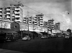 De Schiedamseweg in 1965