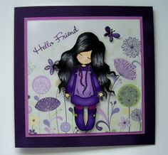 But she's just so... Gorjuss! by Dotty Jo, via Flickr