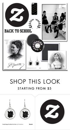 """""""Back to School"""" by soniamazeto ❤ liked on Polyvore featuring Casetify"""