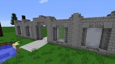 Detail Gothic Styled Church Window Minecraft Pinterest Gothic - Minecraft schone hauser bauplan