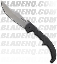 "Cold Steel Espada X Large G-10 Folding Knife (7.5"" Bead Blast Plain) 62NGX $174.95"