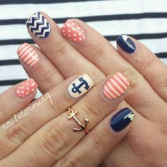 How to Chic: THE COOL NAILS INSPIRATIONS