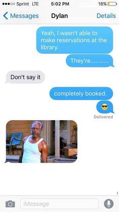 This conversation.