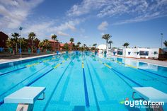 The Olympic Pool at the Oasis Papagayo Sport & Family