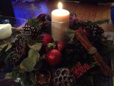 christmas arrangement 2013