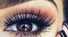 Best Beauty Hacks Ideas : Forget Fake Eye Lashes – Do This Instead How To Draw Eyelashes, Fake Eyelashes, Eyelashes Makeup, False Lashes, Permanent Eyelashes, Lashes Grow, Eyelashes Drawing, Eyelash Serum, Eyelash Growth