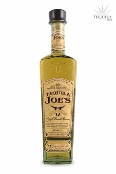 Tequila Joe's Reposado - Tequila Reviews at TEQUILA.net