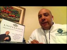 Video comments to Igniting the Harvest Christian Church, Richard Robles,...