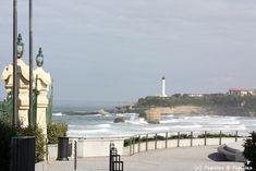 Biarritz, l'océan