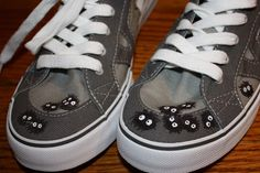 craftyNHmom: My Neighbor Totoro + Vans = the perfect gift for Maura!