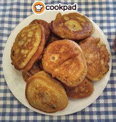 #Συνταγή για #τηγανίτες με #σταφίδες! #συνταγές #πρωινό #breakfast #raisins #recipes Pancakes, Brunch, Breakfast, Food, Breakfast Cafe, Pancake, Essen, Yemek, Meals