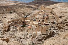 Παναγία Ιεροσολυμίτισσα : Το Αβατο της Μονής του Αγίου Σάββα του Ηγιασμένου,...