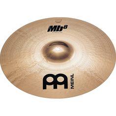 Meinl MB8 Medium Crash Cymbal 19 in.
