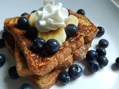 Banana cinnamon french toast-serves 2-3 slices is 1 serving=7 SP