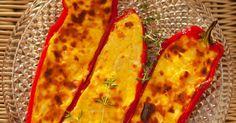 Paprikaschtoten mit Feta gefüllt ist ein Rezept mit frischen Zutaten aus der Kategorie Fruchtgemüse. Probieren Sie dieses und weitere Rezepte von EAT SMARTER!
