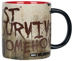 - Capacity: 0.591 litres - Not suitable for dishwasher or microwave - Zombie in the cup
