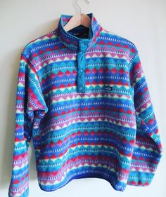 RARE Vintage Patagonia Aztec Tribal Print Pullover by loudersoft, Patagonia Pullover Vintage, Winter Wear, Autumn Winter Fashion, Country Outfits, Fall Outfits, Thanksgiving Outfit, Cute Fashion, Hippy, Dress Me Up