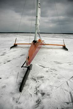 ice yacht - Google Search