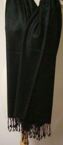 Made in India Seventy Five By Twenty Nine Inch Pashmina Silk Scarf Jolly. $29.99