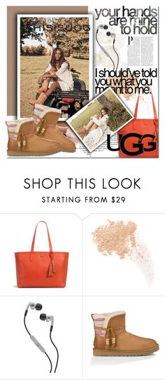 """Play With Prints In UGG:Contest Entry"" by angel-a-m on Polyvore featuring UGG Australia, Bare Escentuals, Skullcandy, polyvoreeditorial, polyvorecontest, polyvorefashion and thisisugg"