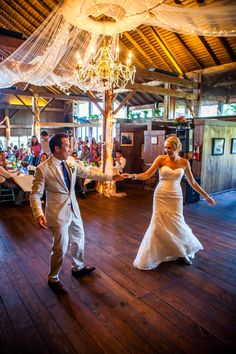 The Antique Chairs And Tables Of Restaurant Barn Make Each Wedding Unique
