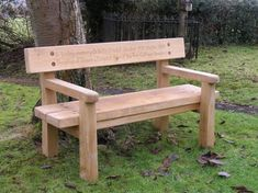 Bench Memorials are a perfect way to remember a loved one. A lasting tribute to a loved one which will last for many years to come.