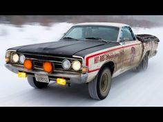 The Ranchero Returns! Alaska or Bust: The Sequel - Roadkill Episode 13 - YouTube