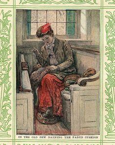 Alice Barber Stephens late 1800's
