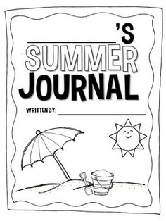 Summer Homework Pack for Rising First Graders (who have