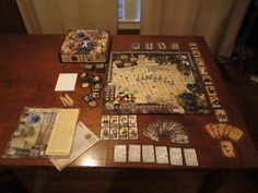 011 Review | 011 | BoardGameGeek Steampunk Board Game http://boardgamegeek.com/thread/789945/011-review#