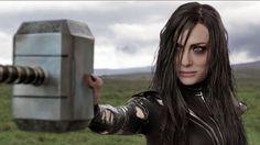 """Kinotipp """"Thor: Tag der Entscheidung"""": Cate Blanchett zeigt, wo der Hammer hängt"""