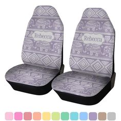 1000 Ideas About Custom Car Seat Covers On Pinterest